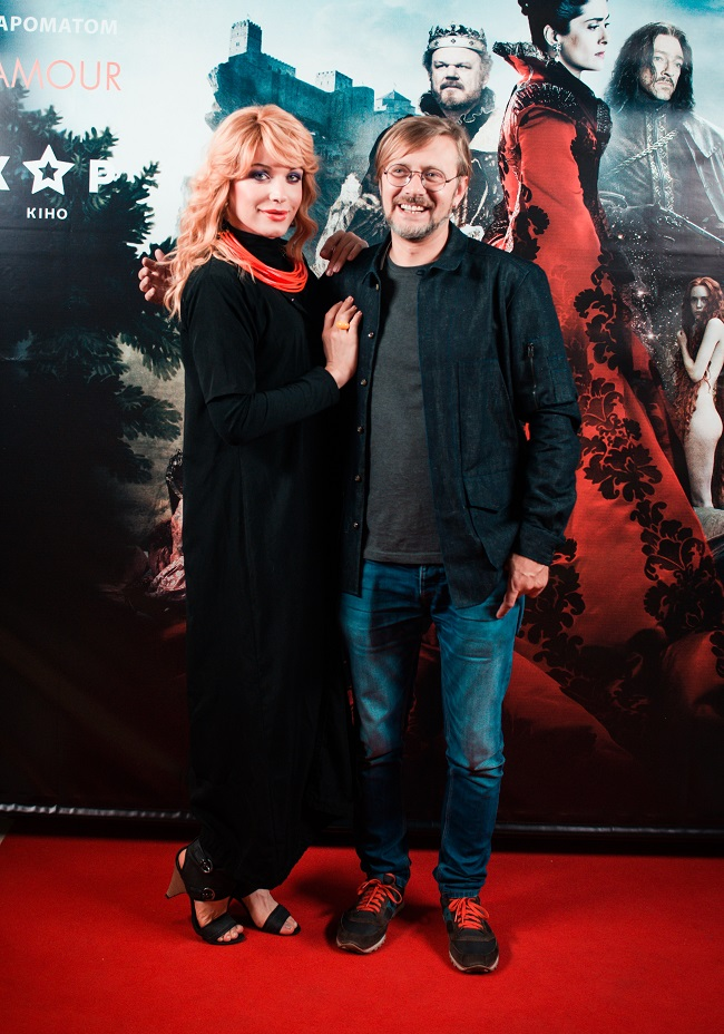 Звезды на премьере итальянского фильма «Сказка сказок»