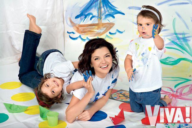 Маричка Падалко дети фото 2013