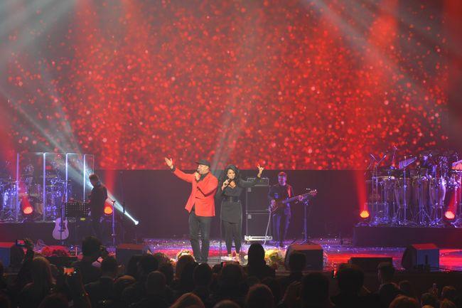концерт Ирины Билык в Киеве