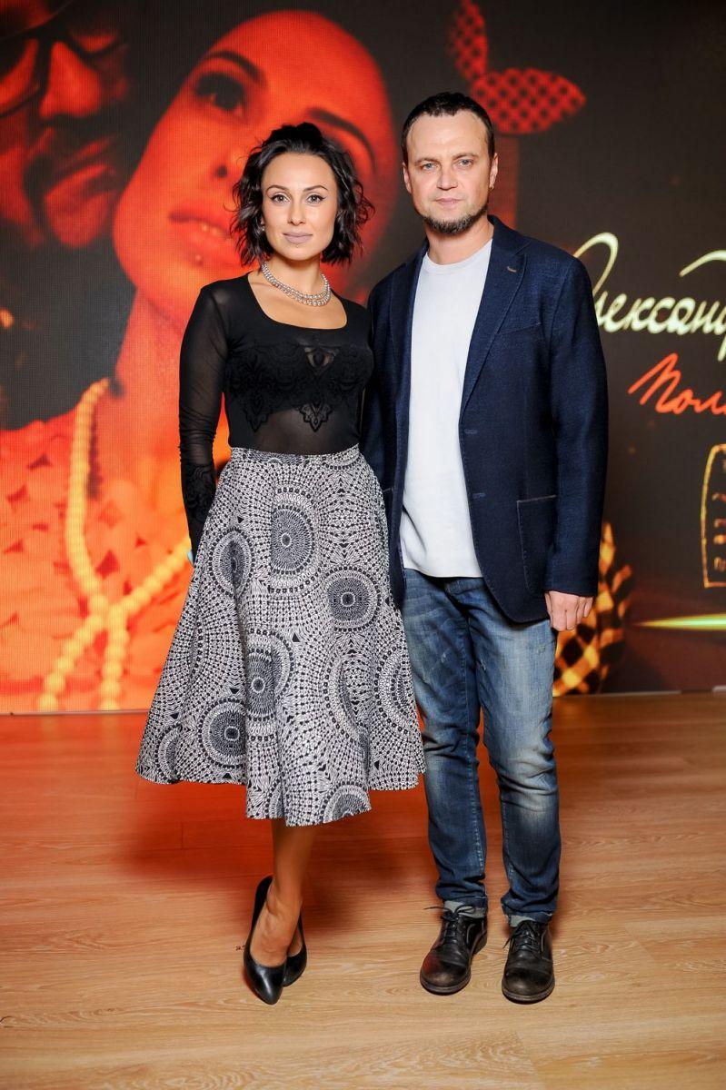 звезды на вечеринке Александра Пономарева