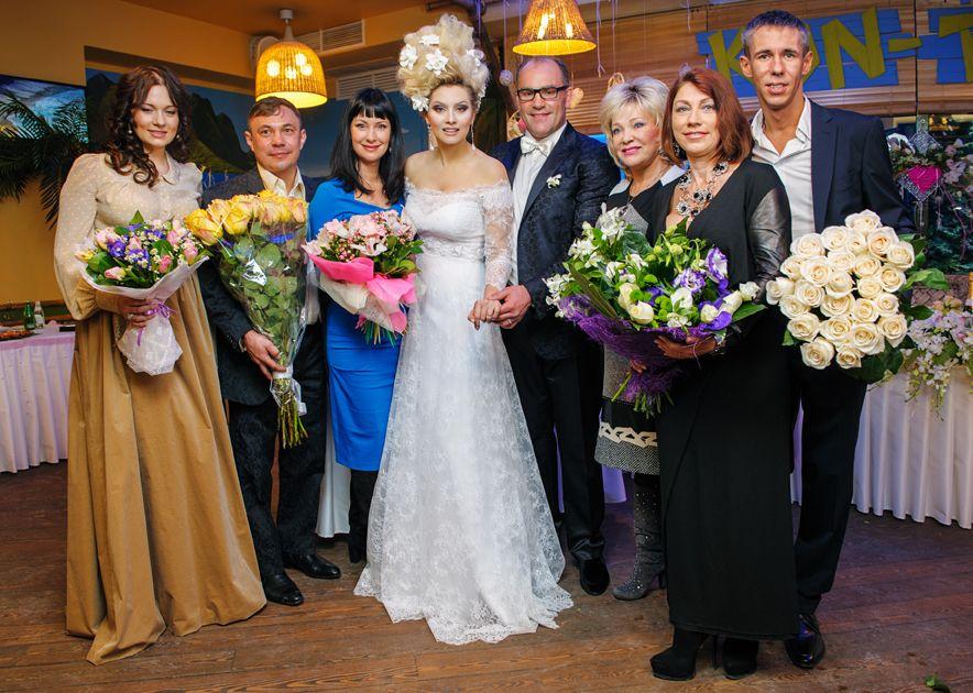 Свадьба Лены Лениной