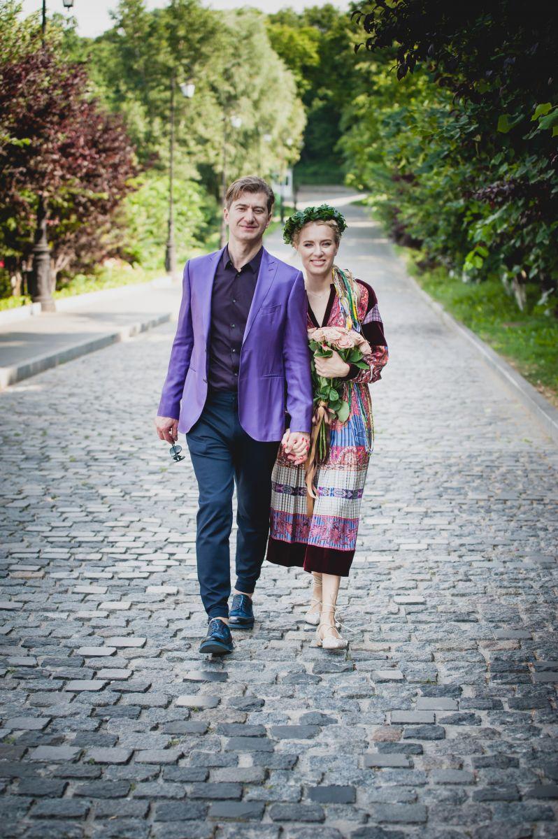 Ольга Горбачева вышла замуж за Юрия Никитина