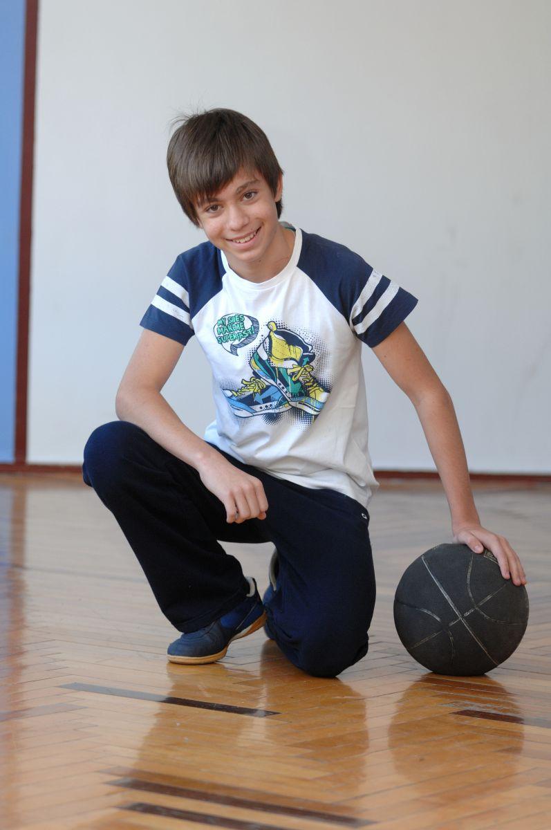 Сын певицы Lilu Ярослав Третьяков