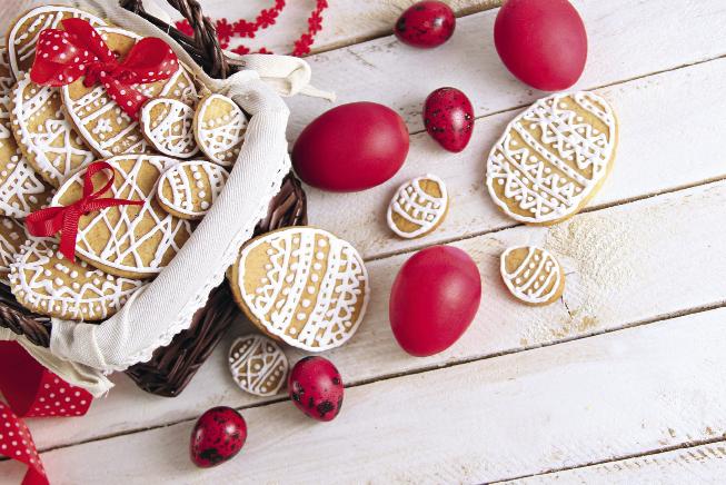 Имбирное печенье: рецепт от Марички Падалко