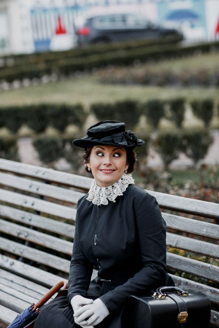 Даша Малахова станет украинской Мэри Поппинс в новом фотопроекте