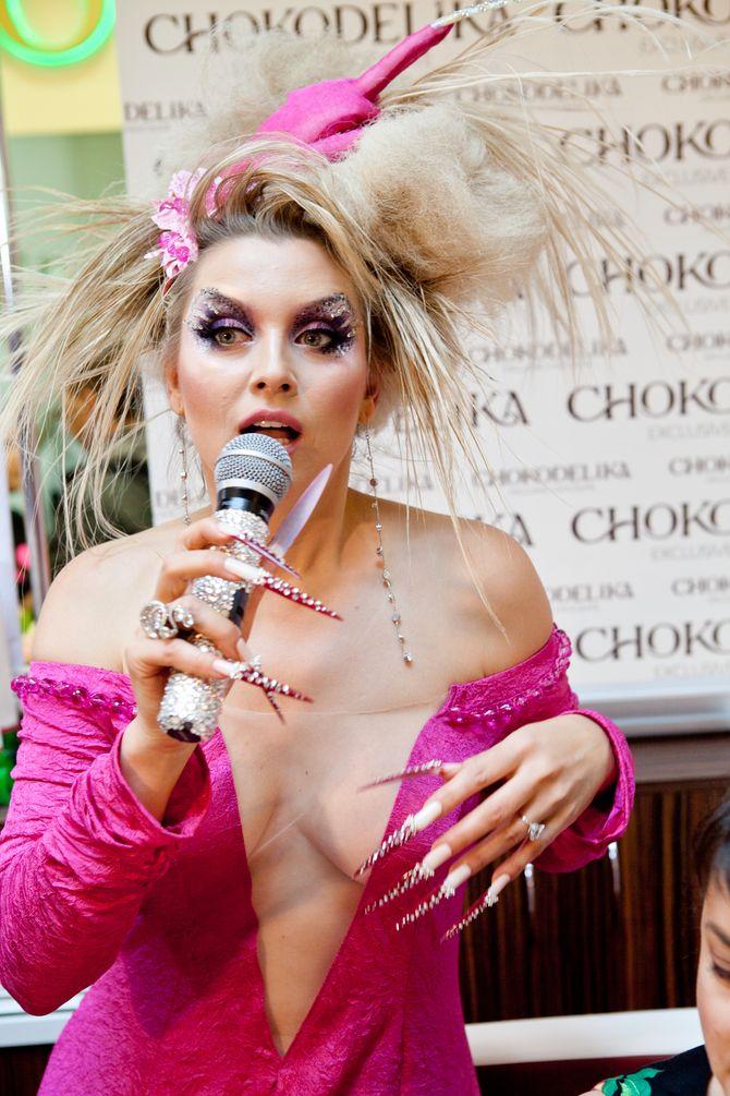 Лена Ленина фото 2013