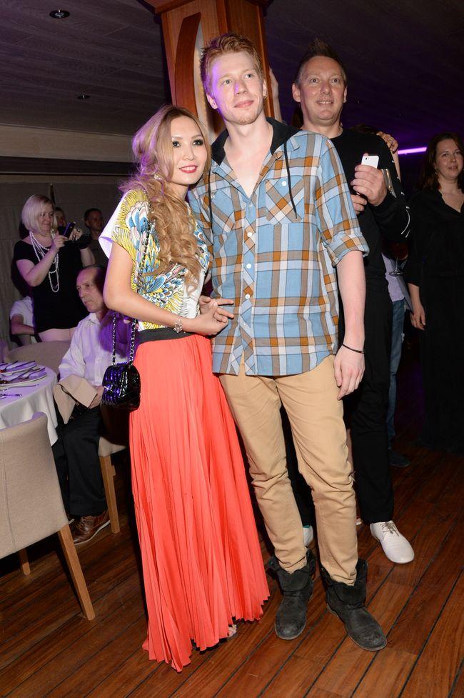 Никита Пресняков с девушкой фото 2013