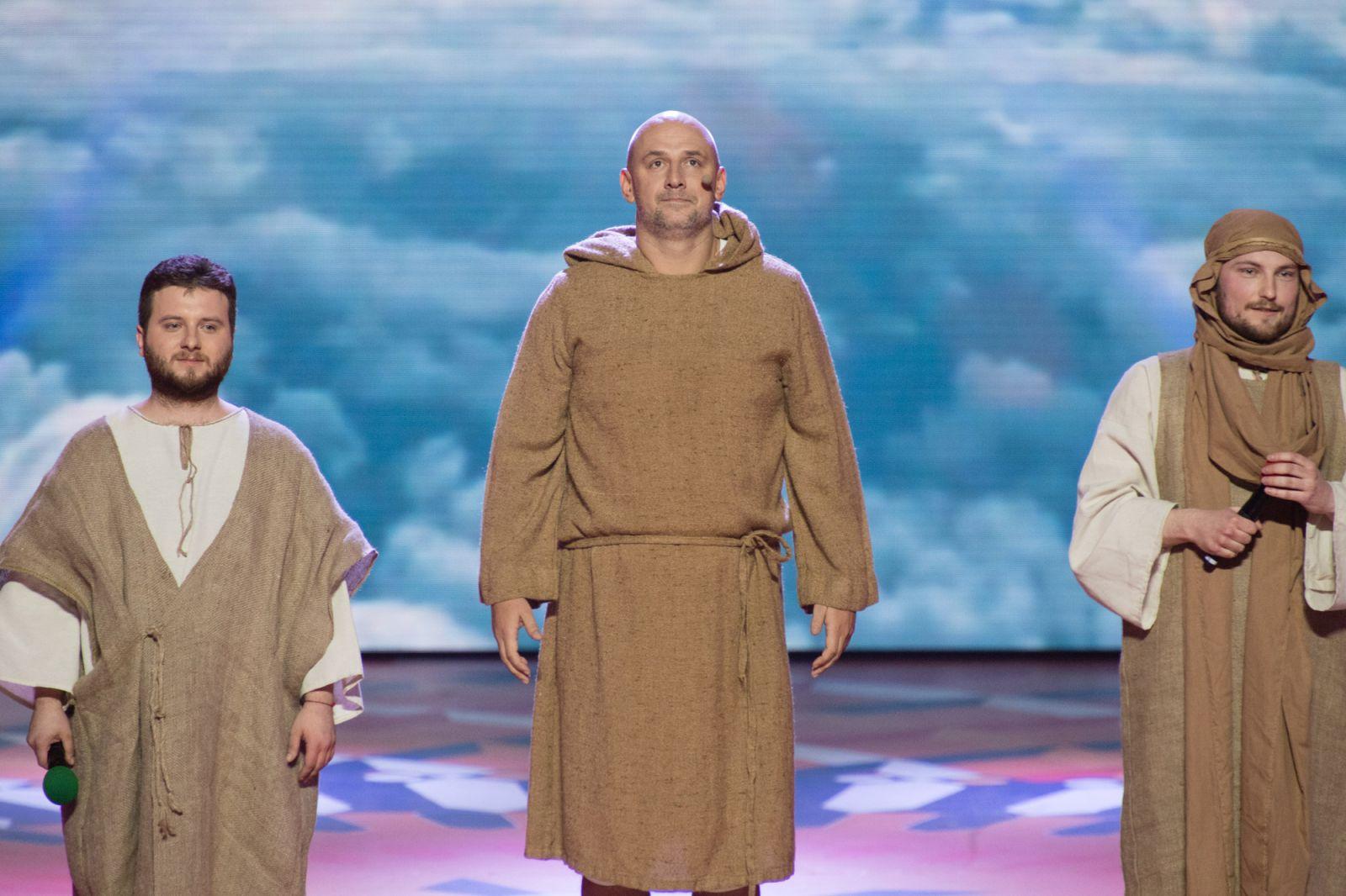 Потап ударился в религию и стал отцом Алексием