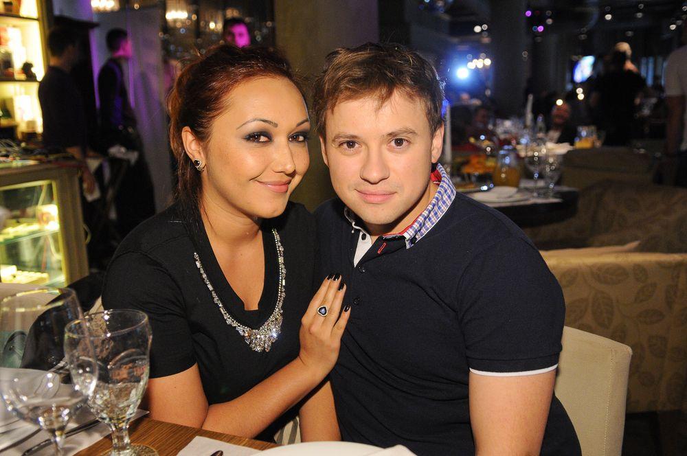 АндрейГайдулян с женой Дианой