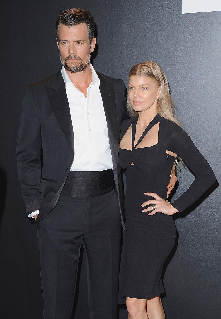 Ферги и Джош Дюамель расстались после 8 лет брака