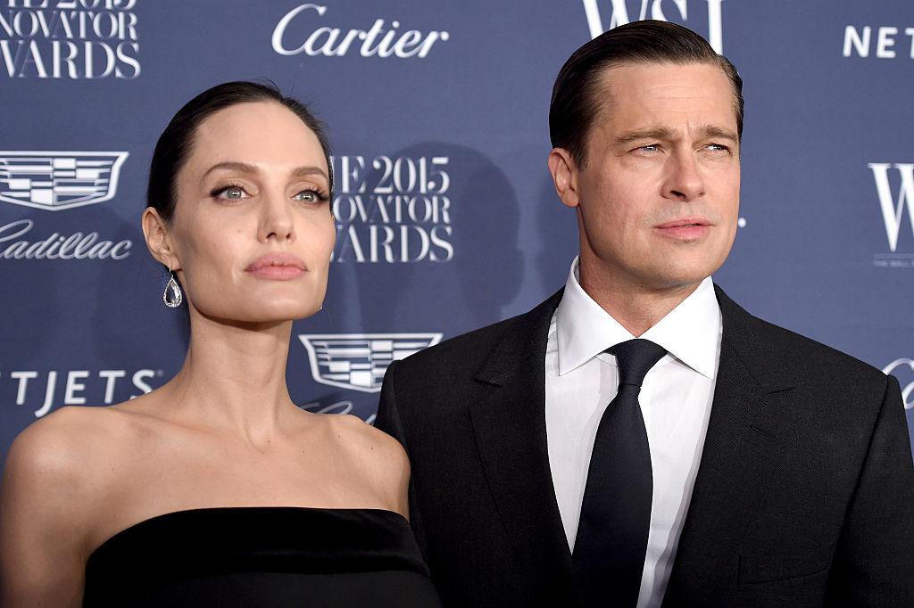 Любовь здесь ни при чем: почему Анджелина Джоли и Брэд Питт никак не могут развестись?