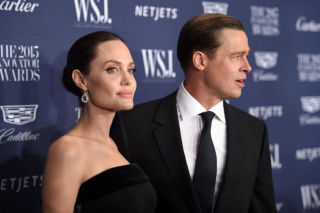Не вместе, но одиноки: инсайдеры опровергли информацию о романах Анджелины Джоли и Брэда Питта после разрыва
