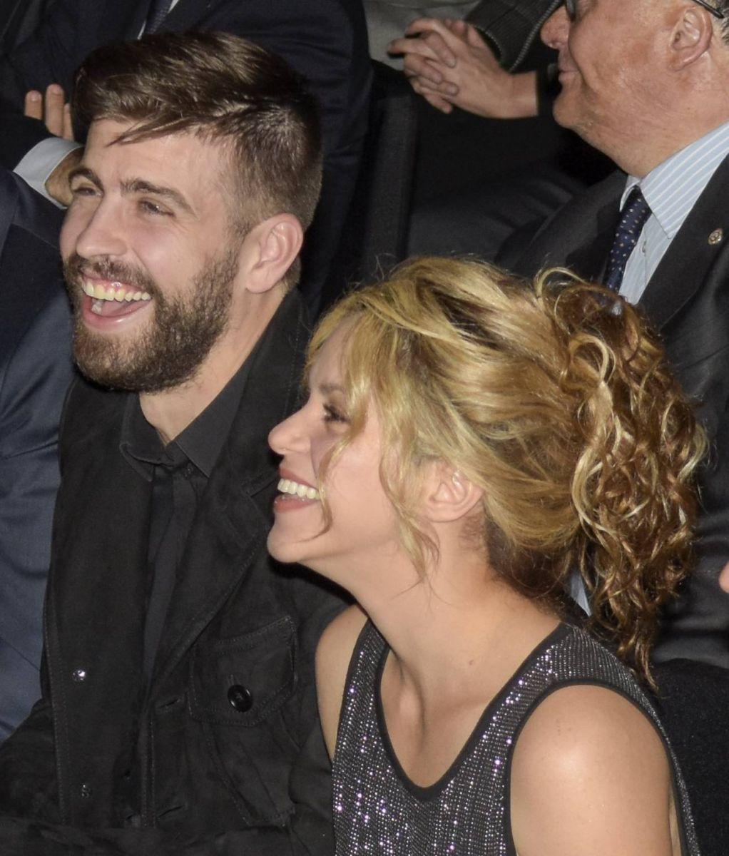 Шакира и Жерар Пике расстались - СМИ