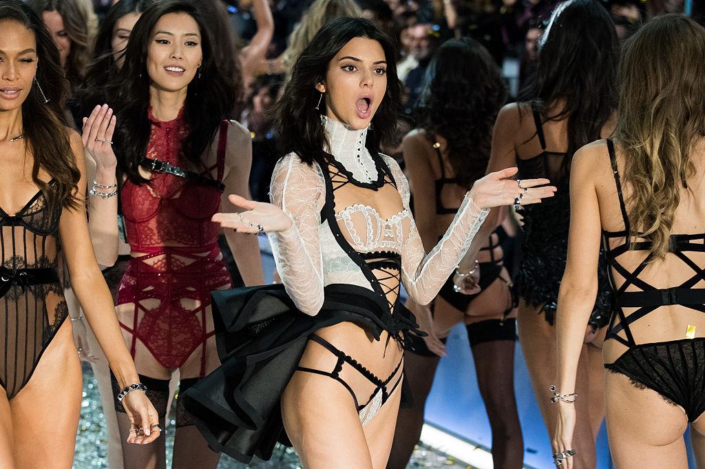 Кендалл Дженнер отказалась от шоу Victoria's Secret