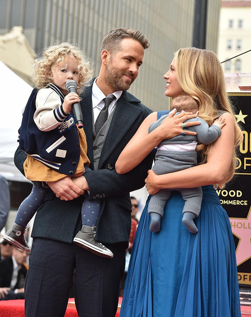 Райан Рейнольдс и Блейк Лайвли готовятся стать родителями в третий раз