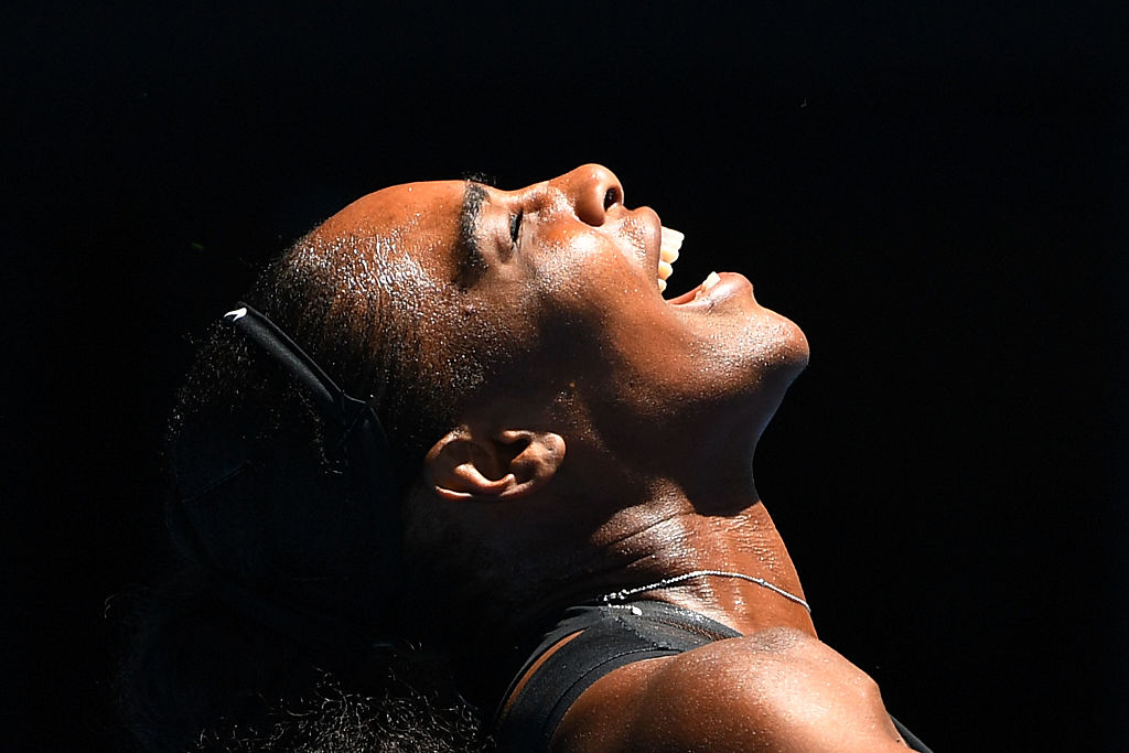 Известная теннисистка Серена Уильямс беременна первенцем