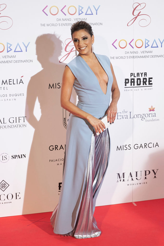СМИ: Ева Лонгория беременна первенцем