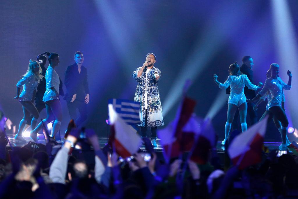 Закружил Европу: видео выступления Monatik стало самым популярным на Евровидении-2017