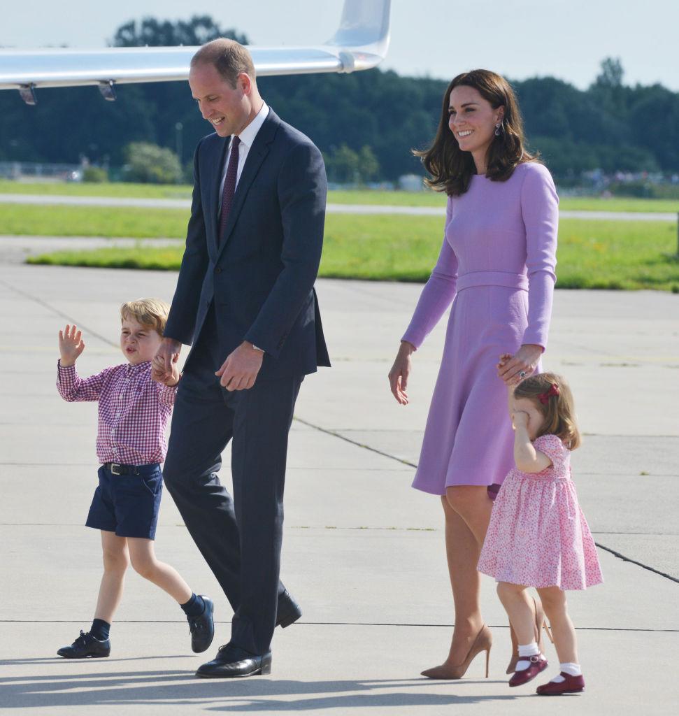 Принц Уильям впервые прокомментировал беременность Кейт Миддлтон