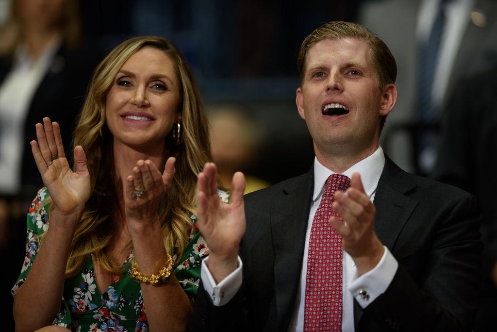 Дональд Трамп стал дедушкой в девятый раз