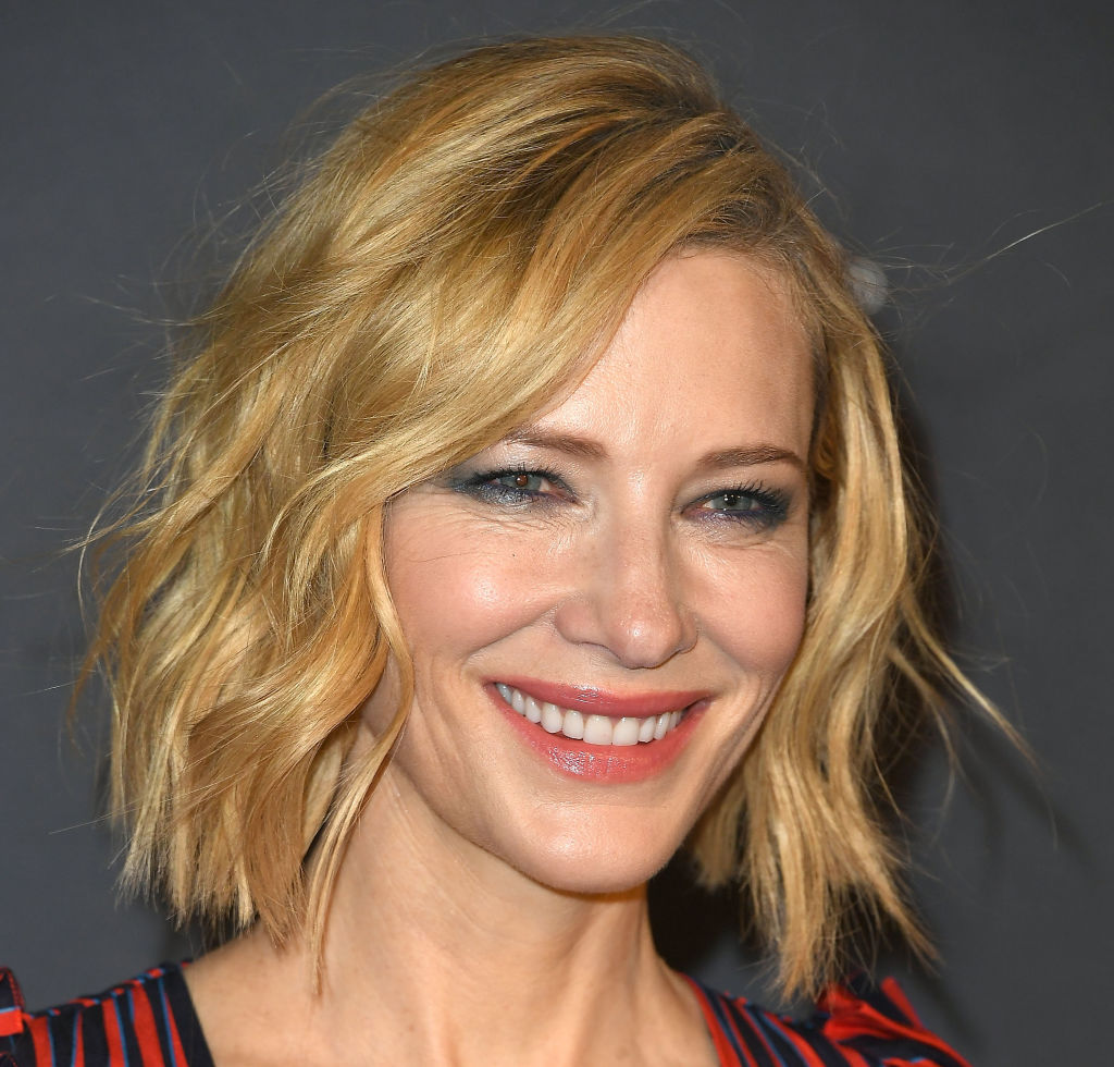 Потрясающе! 40-летняя Кейт Бланшетт восхищает неувядающей красотой и лицом без морщинок