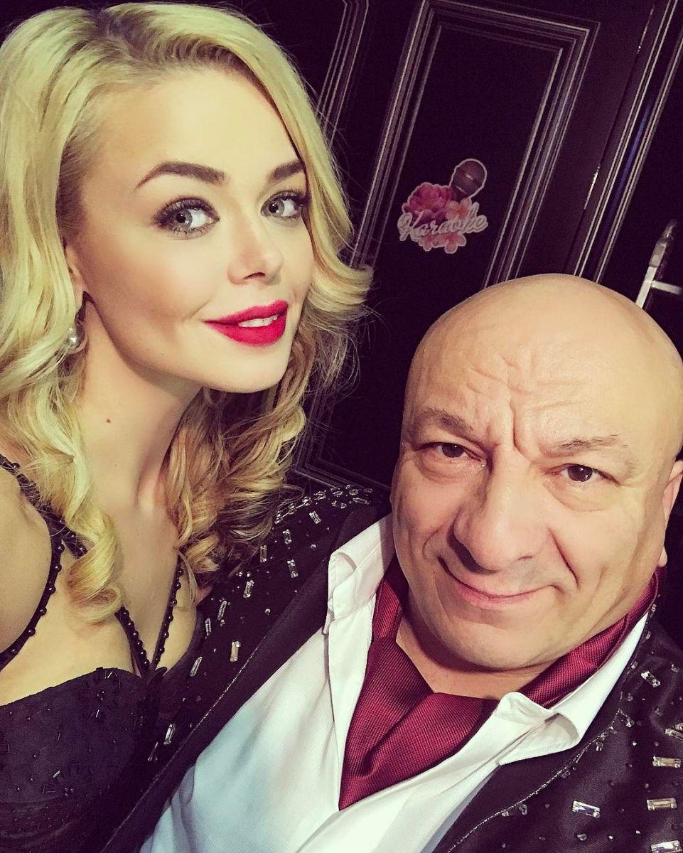 Алина Гросу снялась в российском сериале