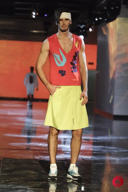 Ukrainian Fashion Week: Серж Смолин показал свою новую коллекцию