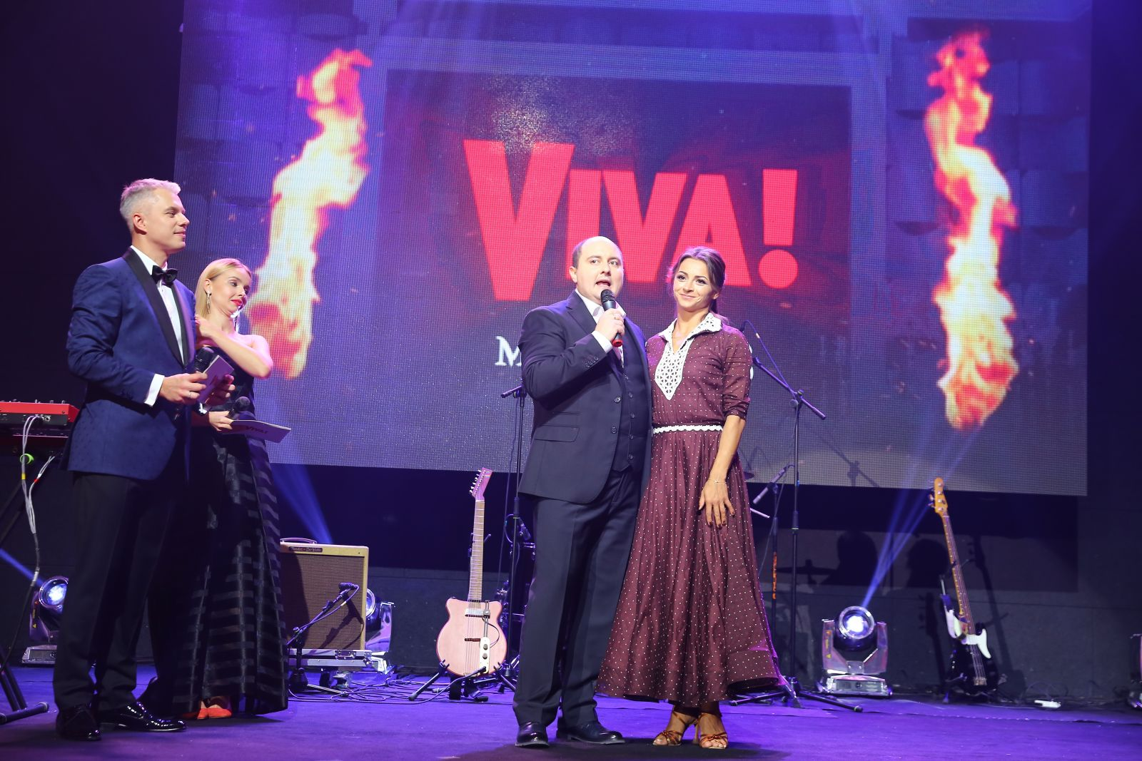 Сказка ожила: в Киеве прошел грандиозный