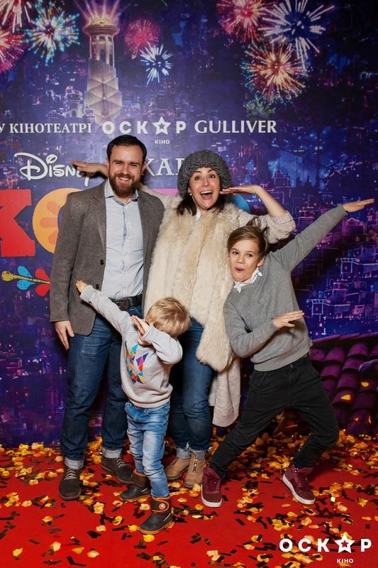 Даша Малахова с детьми и мужем Сергеем Сулимом