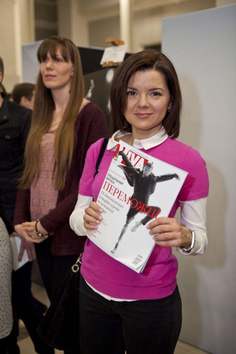 Журнал VIVA! и ТСН презентовали