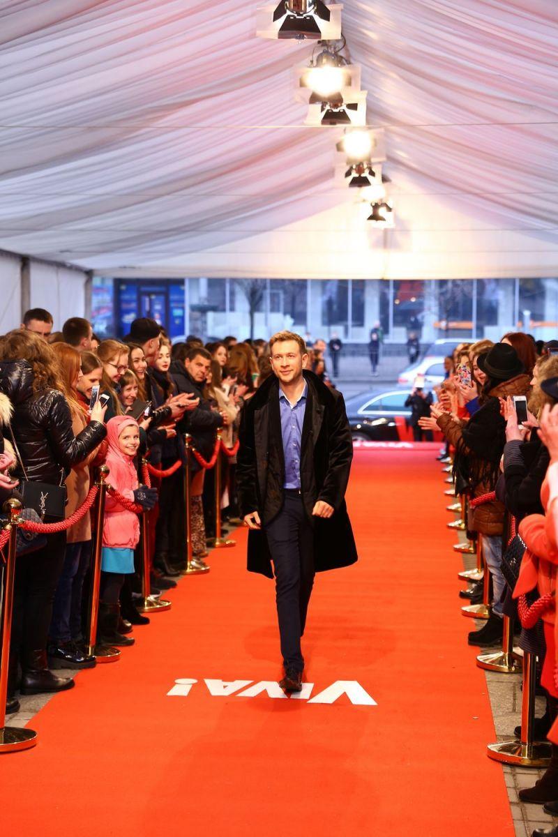 """Главная красная дорожка страны: Джамала, Тина Кароль, O.Torvald и другие звезды прибыли на церемонию """"Viva! Самые красивые-2017"""""""
