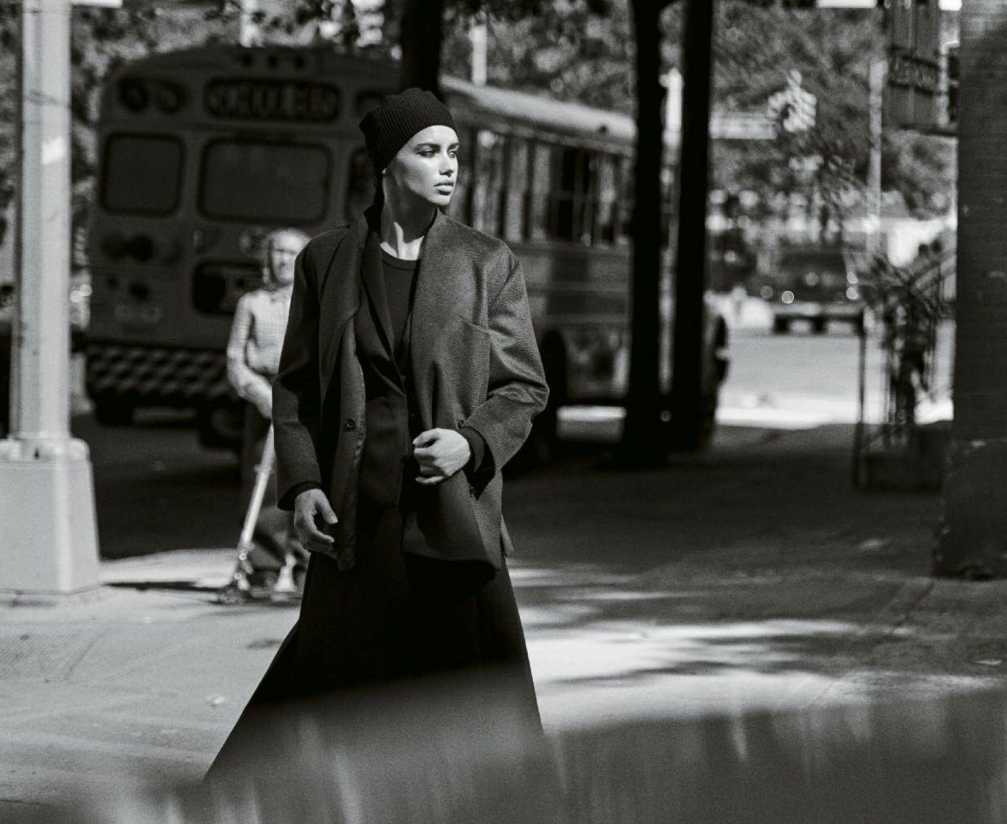 Адриана Лима в неожиданных образах