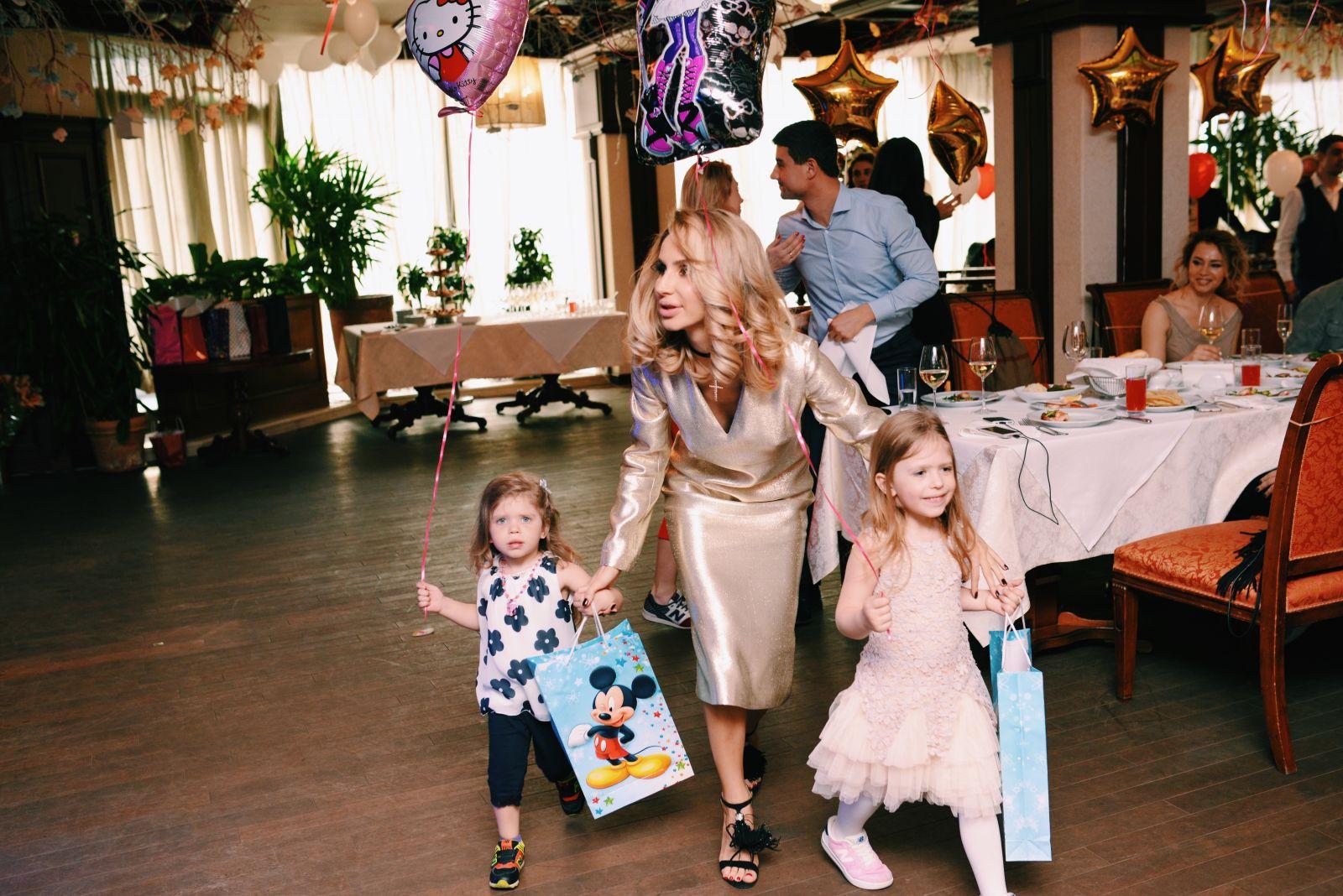 Loboda организовала для дочери грандиозный праздник
