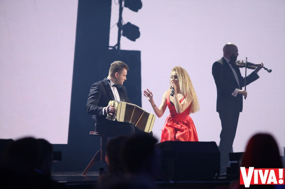 Alyosha на церемонии Viva Самые красивые-2017