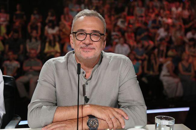 Константин Меладзе о продюсировании нацотбора Евровидения-2018: Я сам попросил найти мне замену