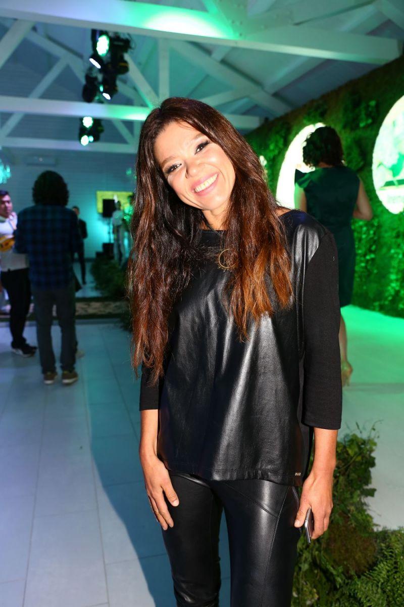 Viva, Morshinska! ECO AWARDS 2017: Руслана подчеркнула стройную фигуру черным кожаным нарядом