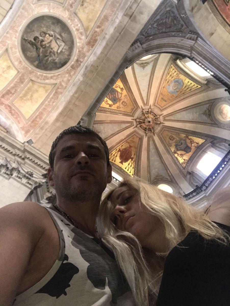 Тоня Матвиенко и Арсен Мирзоян побывали на краю Европы