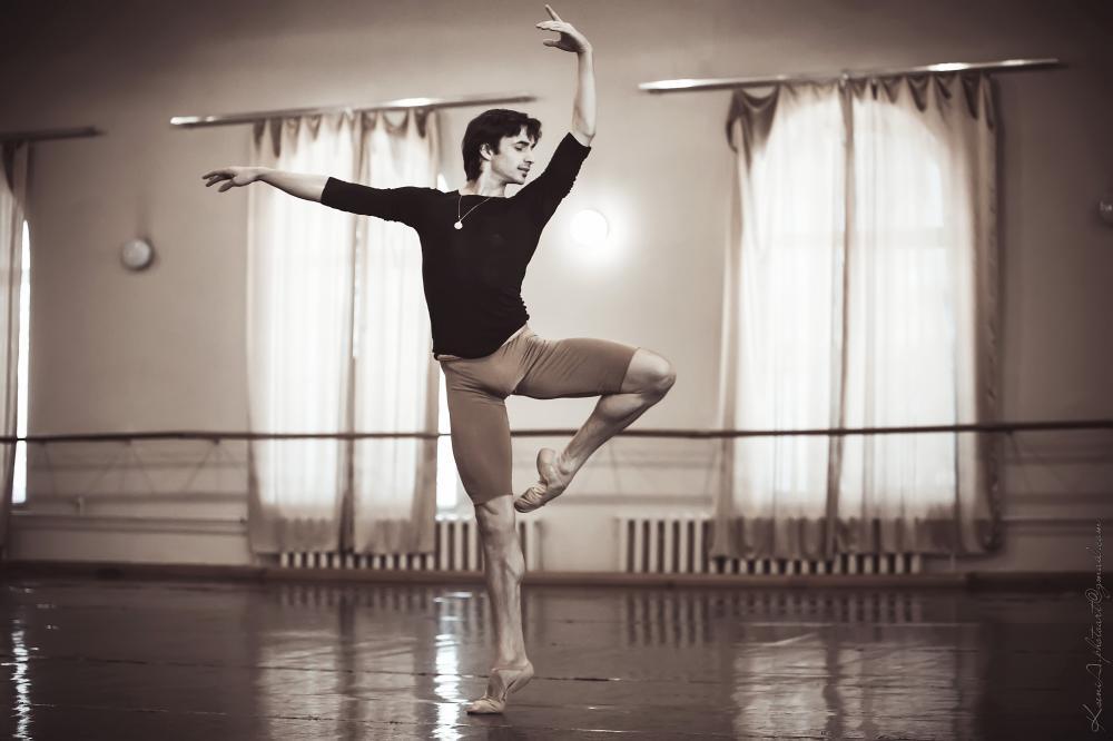 """Звезда украинского балета Александр Стоянов: """"Ради любимой я отказался выступать в Большом театре"""""""