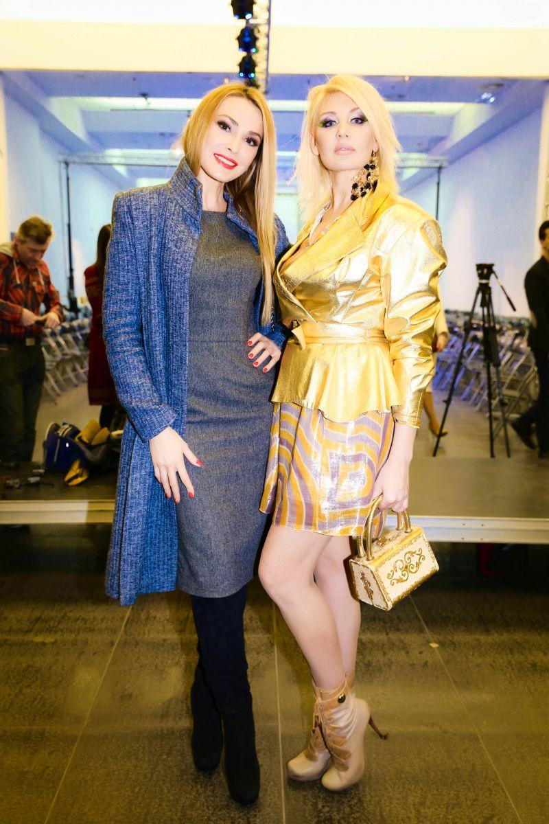 Ольга Сумская и Светлана Вольнова
