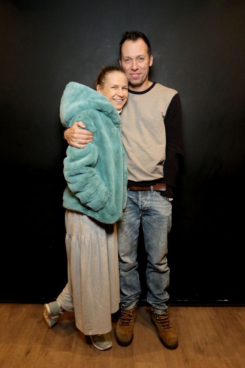 Константин Томильченко с супругой