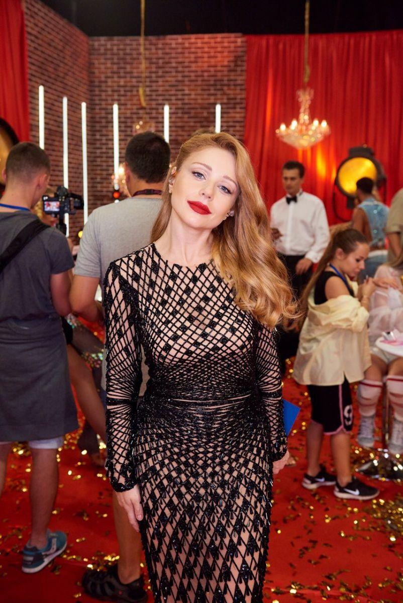 Тина Кароль на шоу Танці з зірками