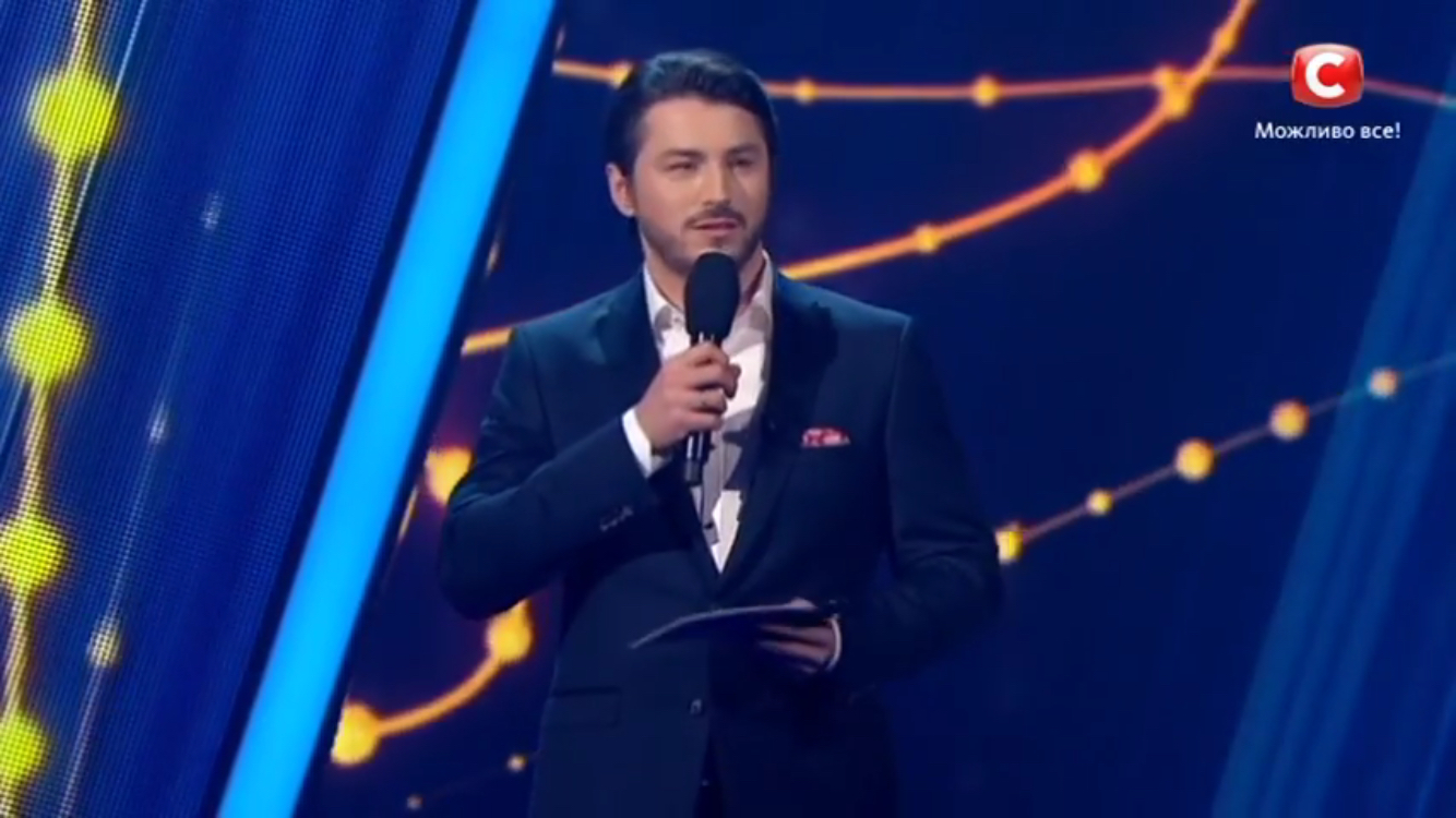 Сергей Притула отказался вести Евровидение-2017 в мае:
