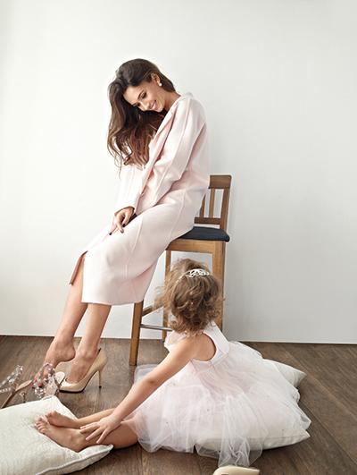 Лиза Ющенко дочь фото