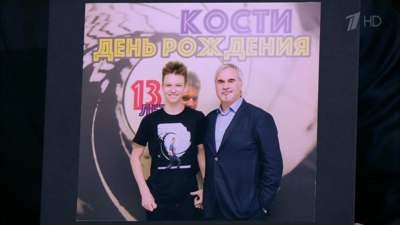 В сети появилось фото старшего сына Валерия Меладзе и Альбины Джанабаевой