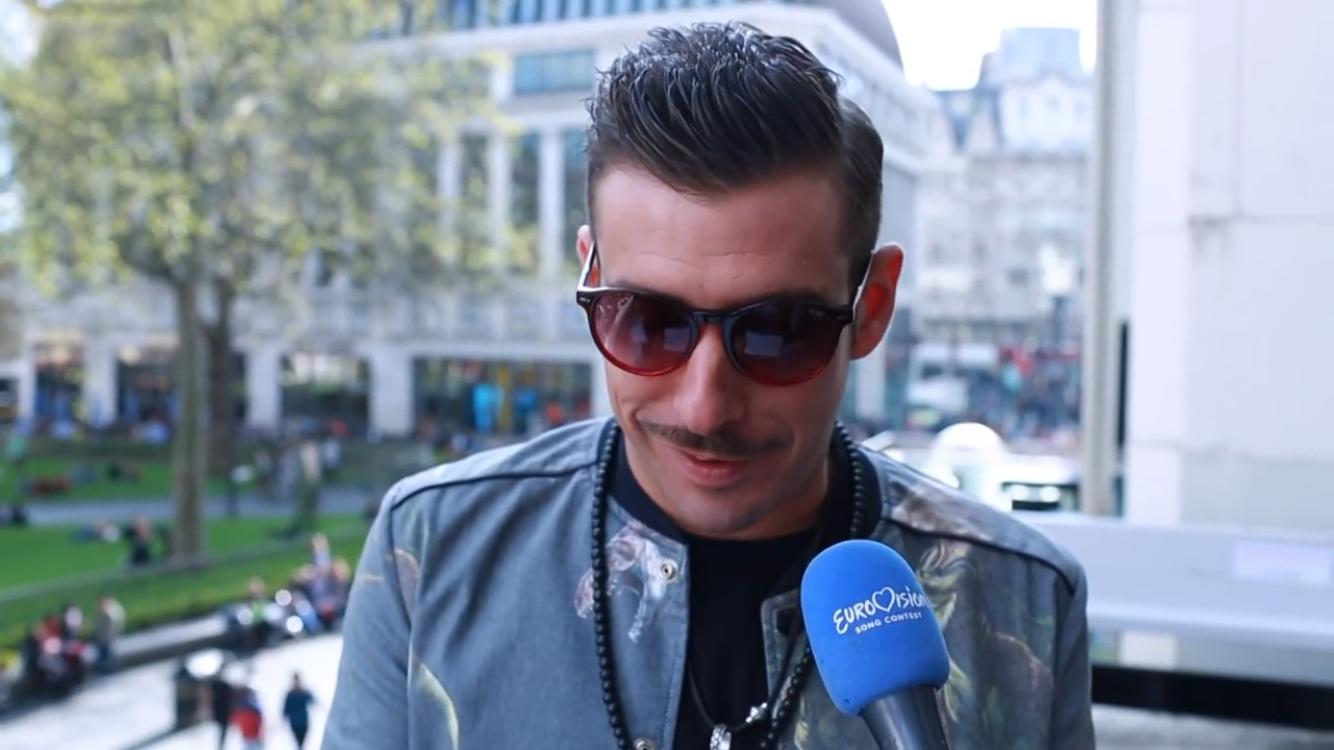 Видео: участники Евровидения-2017 заговорили на украинском языке