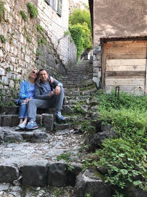 Оксана Гутцайт побывала в круизе по греческим островам