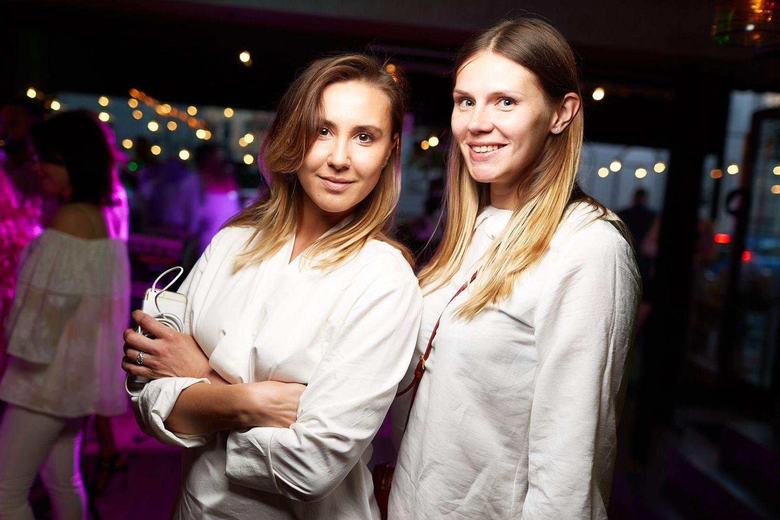 В Киеве прошла итальянская вечеринка Notte Bianca