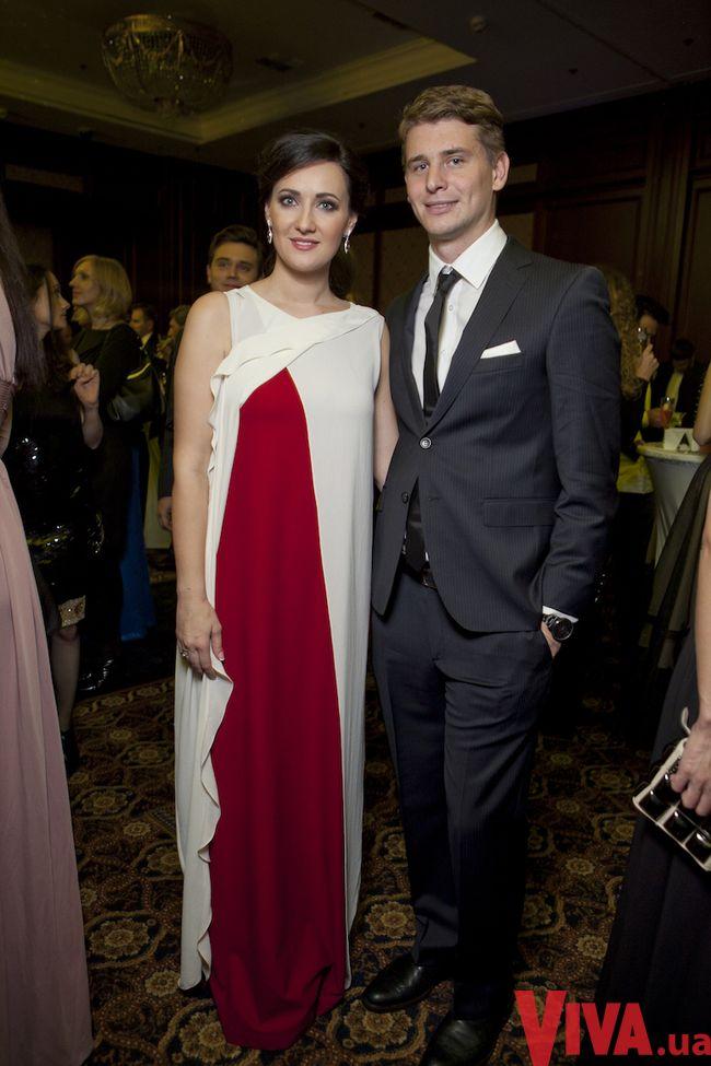 Соломия Витвицкая с супругом Владом Кочатковым