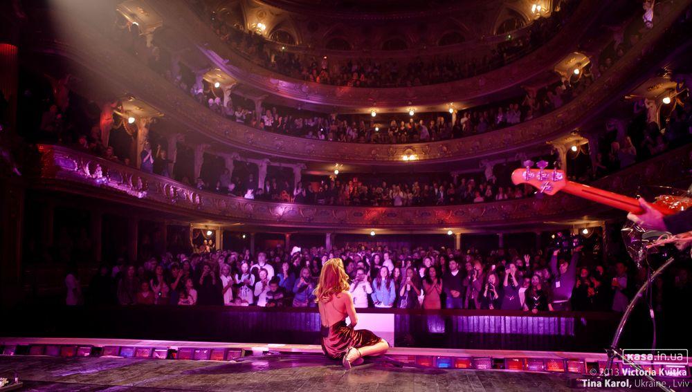Тина Кароль концерт фото 2013 2014