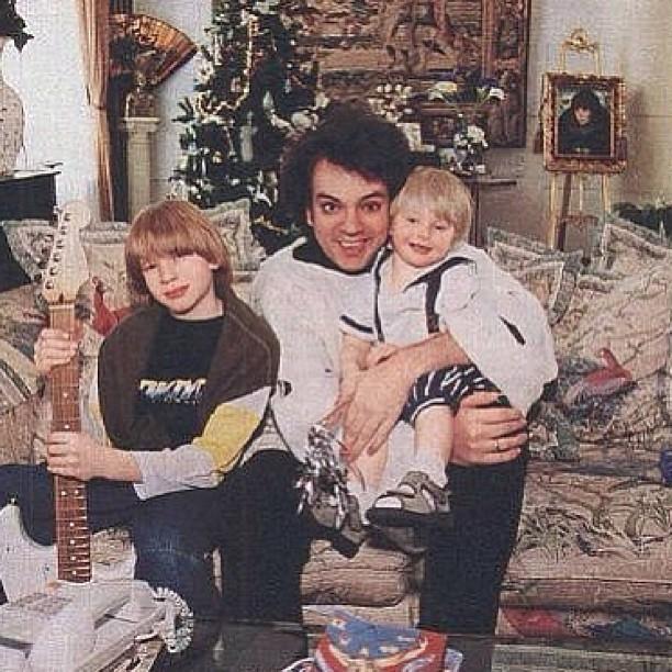 Филипп Киркоров дети Кристины Орбакайте Никита Пресняков и Дени Байсаров